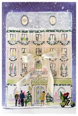 laduree confectionary advent calendar
