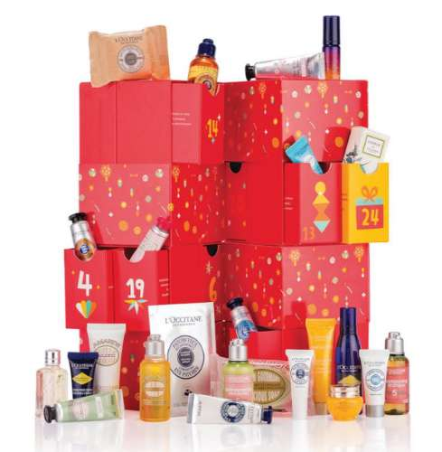l'occitane-beauty-advent-calendar