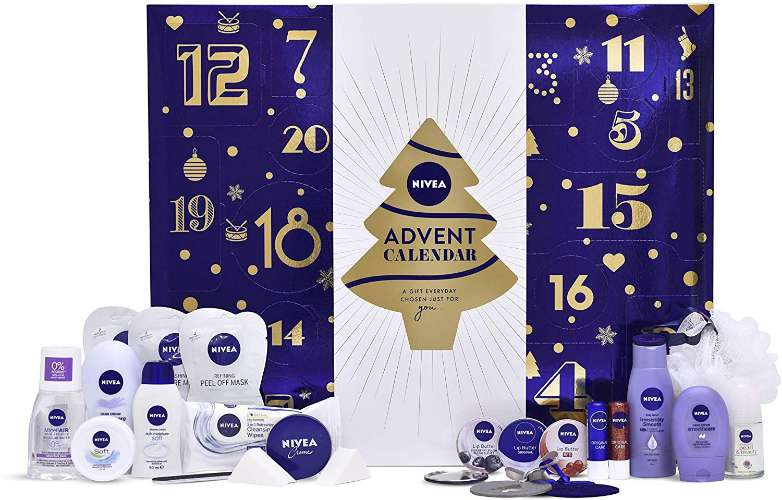 nivea-beauty-advent-calendar-2019