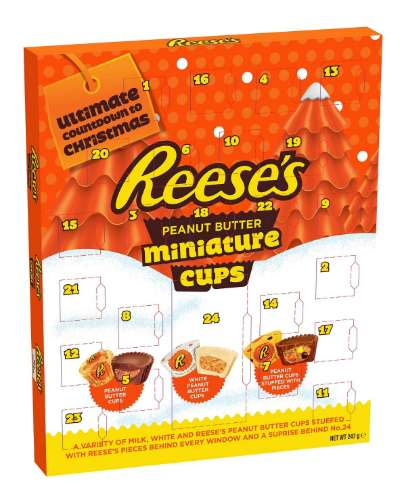 reese-peanut-butter-cups-advent-calendar