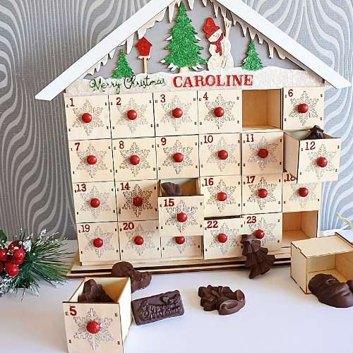vegan-chocolate-calendar-wooden