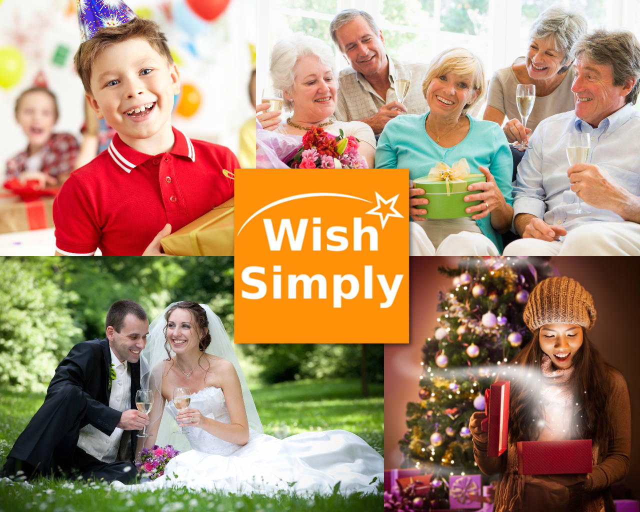 wishlist wishsimply collage